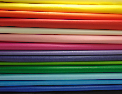 £2.97 • Buy TISSUE PAPER LARGE ACID FREE QUALITY SHEETS BIO 50x75cm GIFT WRAPPING 10&5 PK