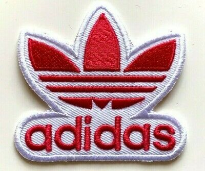 ADIDAS TREFOIL - Logo Embroidered Iron On Sew On PATCH#17 • 2.99£