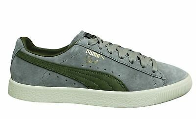 £42.99 • Buy Puma Clyde X Bobbito Grey Suede Leather Low Lace Up Mens Trainers 361052 01