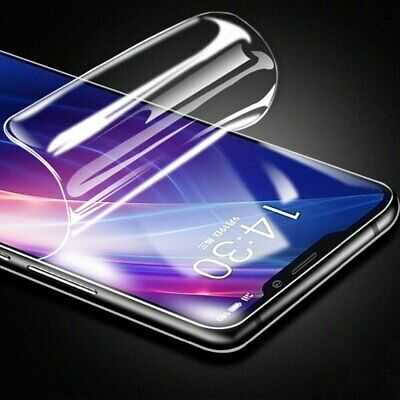 For Samsung Galaxy S8 S9 Plus - 100% Genuine TPU Screen Protector - CLEAR • 2.79£