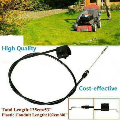 Lawnmower Push Lawn Mower Throttle Pull Cable Engine Control Tool For MTD 53   • 4.99£