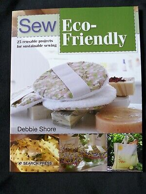 DEBBIE SHORE SEWING BOOKS - HALF YARD & SEW By SEARCH PRESS VARIOUS TITLES • 9£
