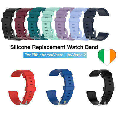 $ CDN10.91 • Buy Band Strap Buckle For Fitbit Versa, Versa 2, Versa Lite Replacement Silicone