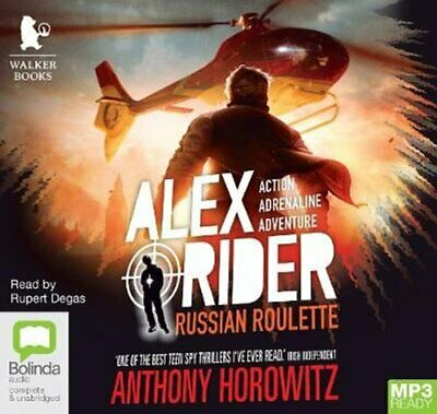 Russian Roulette By Anthony Horowitz 9781489418494   Brand New • 11.95£