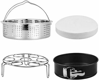 $34.99 • Buy Best Instant-Pot-Accessories-Set, Instapot Accessory For 6 Qt 8 Quart, With NEW