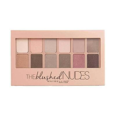 AU19.79 • Buy Maybelline 9.6g The Blushed Nudes Eyeshadow Palette