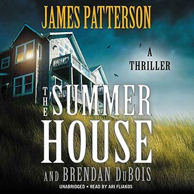 AU7.99 • Buy The Summer House By James Patterson -  [Audiobook]