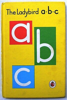 Vintage Ladybird Book - The Ladybird A.b.c - Series 622 - 24p - Good Condition  • 9.99£