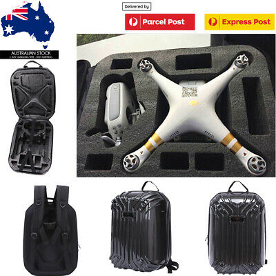AU25.66 • Buy Waterproof Shoulder Carrying Case Bag Backpack For DJI Phantom 3 Series Drone