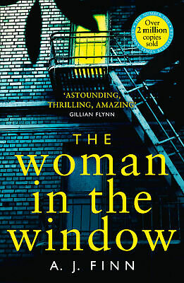 AU15.90 • Buy The Woman In The Window By A. J. Finn - Medium Paperback 25% Bulk Book Discount