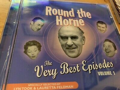 £9.95 • Buy BBC Comedy CD Round The Horne Very Best Episodes Volume 1