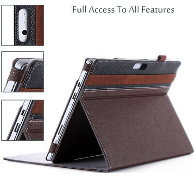 AU44.97 • Buy Case For Microsoft Surface Pro 7/6/4/3/ Pro LTE Compatible Type Cover Keyboards.