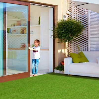 £72.80 • Buy  ASTRO TURF- 19mm BUDGET ARTIFICIAL GRASS-REALISTIC EFFECT- CHEAP GREEN LAWN