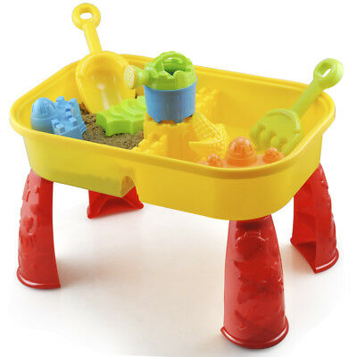 £16.99 • Buy Childrens Outdoor Sand And Water Table Spade Bucket Garden Sandpit Play Set Toy