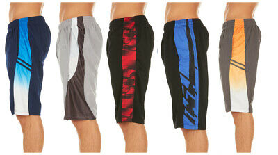 $29.99 • Buy 5 Pack: Assorted Men's Active Athletic Performance Shorts