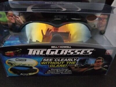 AU25.47 • Buy 2pk SPECIAL The Original Bell And Howell Tac Glasses Sports Polarized Sunglasses