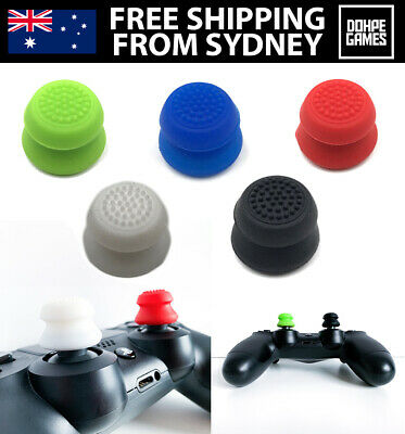 AU6.64 • Buy PS4 & Xbox 360 Thumb Stick Grip Extender PlayStation 4 Controller Analog Switch