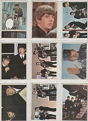 $30 • Buy 1964 Topps Beatles, Color Lot Of 43 Assorted In Low Condition!! Great Cards!!!
