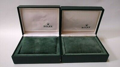 $ CDN122.19 • Buy GENUINE ROLEX Watch Box Case 2Box Set 11.00.01/0625550003