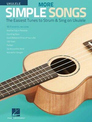 AU39.99 • Buy More Simple Songs For Ukulele Book *NEW* Easy Sheet Music