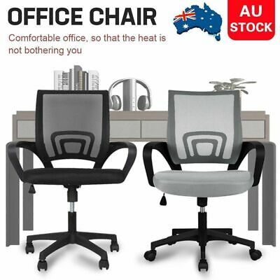 AU62 • Buy 2020 Office Chair Gaming Computer Chairs Mesh Back Executive Seating Study Seat