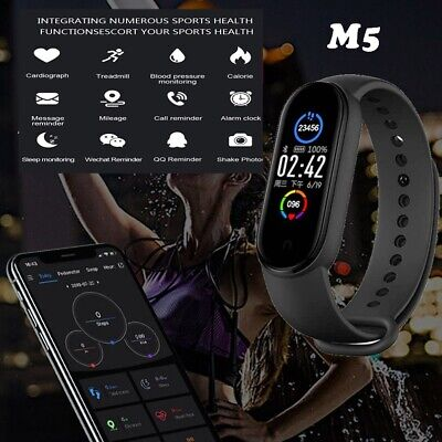 $ CDN10.73 • Buy New Bluetooth Waterproof M4 Smart Watch Wristband For Android,IOS  Men & Women