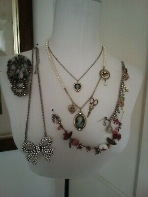 Job Lot Jewelry Used, Very Good Condition • 2.60£