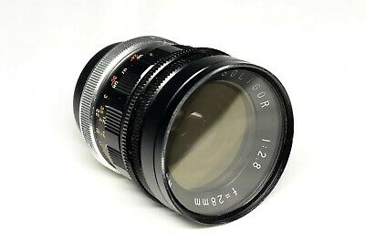 $ CDN90 • Buy Soligor Preset 28mm F/2.8 Lens Only M42 Mount