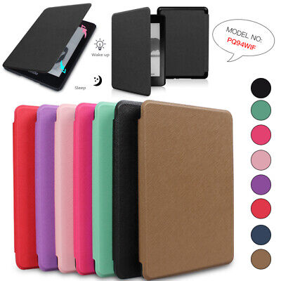PU Leather Smart Case Cover Magnetic Flip For Kindle Paperwhite 4 (2018/2019) UK • 6.59£