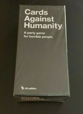 AU23.50 • Buy Cards Against Humanity AU Edition V2.0 Main Game Complete Game