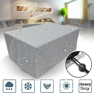 AU28.99 • Buy Waterproof Outdoor Furniture Cover Garden Patio Rain UV Table Protector Sofa