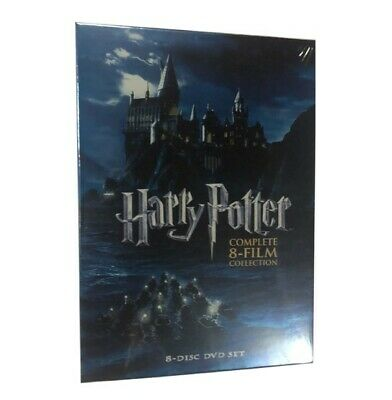 $17.99 • Buy Harry Potter Complete 8-Film Collection DVD (2011, 8-Disc Box Set) New Sealed
