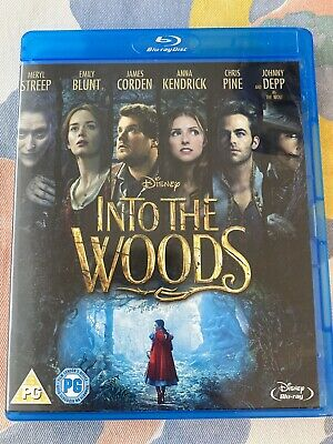 £2 • Buy Into The Woods Blu Ray