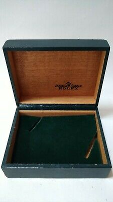$ CDN158.18 • Buy Vintage Genuine Rolex Watch Box Case 67.00.3/0701702501
