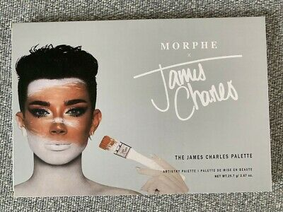 $26.91 • Buy New Morphe X James Charles   Eye Shadow Palette Free Shipping
