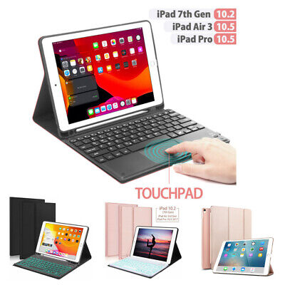 AU16.99 • Buy Bluetooth Keyboard Case For IPad 10.2  8th 7th 6th 5th Ipad Pro 11 10.5 Air 3 2