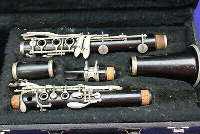 $30 • Buy Bundy Bb Clarinet With Case Student Woodwind
