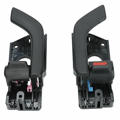 $12.47 • Buy Inside Interior Door Handle Right Left Side Pair Front For Hyundai Tiburon 03-08