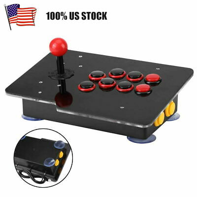 $48.80 • Buy  Delay Eight Direction Joystick USB 2.0 Wired Controller For PC Arcade Game