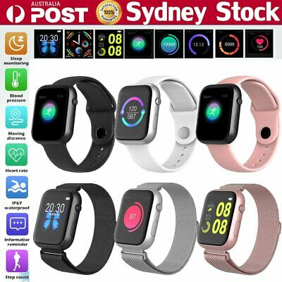 AU46.87 • Buy Bluetooth Smart Wrist Watch GSM Phone For Android Samsung IPhone Man Women BUY