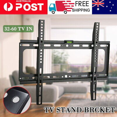 AU20.09 • Buy TV WALL MOUNT BRACKET LCD LED Plasma Flat Slim 32 40 42 46 47 50 52 55 60 65 70