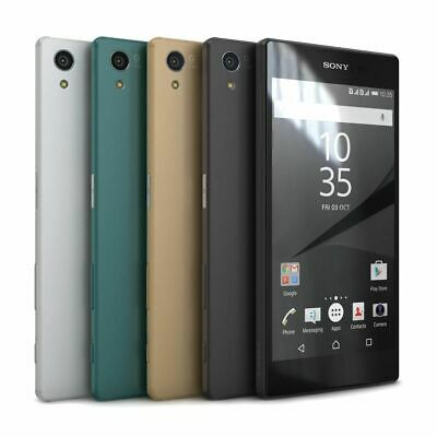 $ CDN189.06 • Buy Sony Xperia Z5 E6653 32GB Unlocked 4G LTE Android Smartphone Excellent Device