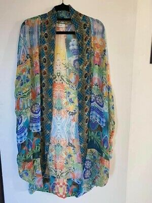AU250 • Buy CAMILLA Island Song Cape *VINTAGE & RARE*