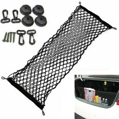 $19.99 • Buy 2020 New Universal Car Envelope Style Trunk Cargo Net Auto Parts Accessories