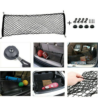 $19.99 • Buy Universal Auto Car Parts Accessories Envelope Style Trunk Cargo Net New