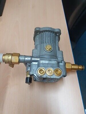 PETROL POWER WASHER PUMP NEW FITS 2.5 HP ENGINE 16 Mm Shaft New • 35£