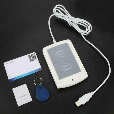 0-10cm RFID ISO14443A 13.56Mhz Mifare Reader/ Writer ER301 USB Interface TAGS • 23.99£