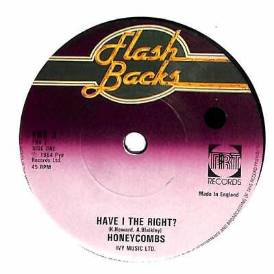 Honeycombs - Have I The Right?  - 7  Record Single • 4.50£