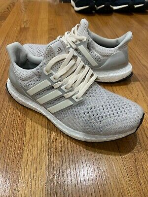 $125 • Buy Adidas Ultra Boost 1.0 Ltd Cream Light Tan Running Shoes Size 7.5 Aq5559 OG 2015