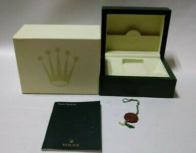 $ CDN142.56 • Buy Genuine ROLEX Datejust Wave Watch Box Case Size S 30.00.71/ 0704643001